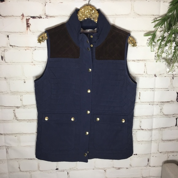 Jackets Amp Coats Vineyard Vines Quilted Hunter Vest Size